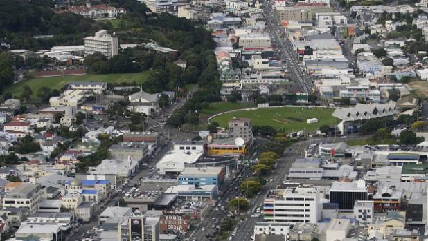 The main problem when it comes to Wellington's transport network is that the Basin Reserve cricket ground sits right in ...