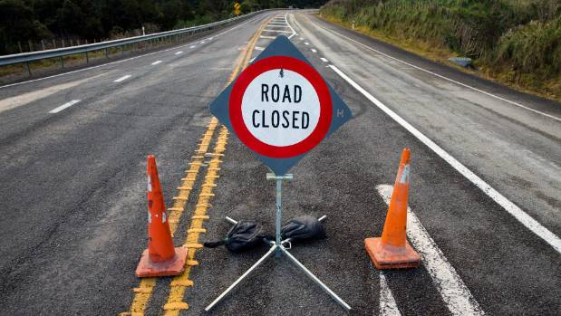Manawatu Chamber of Commerce asked the Government for a solution  after a large slip came down in 2011 and closed the ...