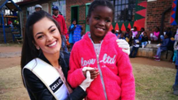 Miss SA clarifies Soweto incident