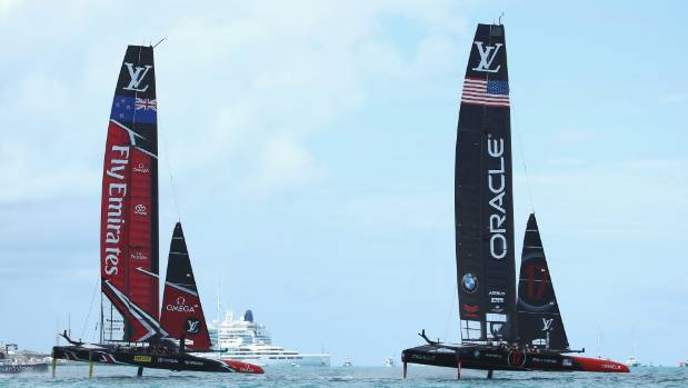 Johannsen: Confusion over America's Cup nationality clause