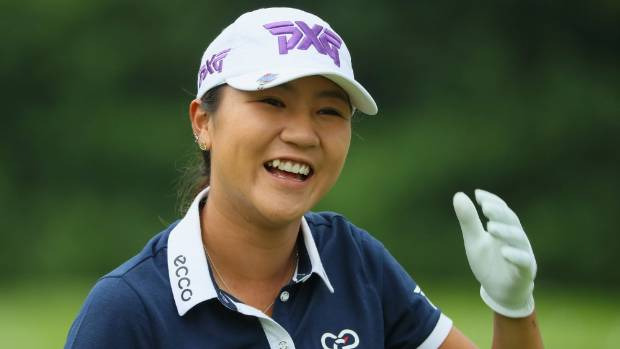 Henderson shoots 63 in home LPGA event