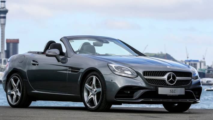 Smallest Mercedes Benz Drop Top Proves To Be The Gest Surprise