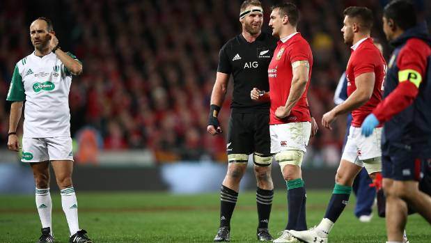 Steve Hansen wants 'simpler' rugby rule book after late ref confusion