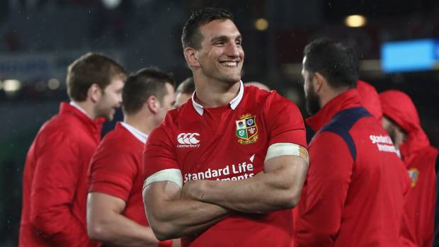 Sam Warburton: Lions captain out of Six Nations after knee surgery