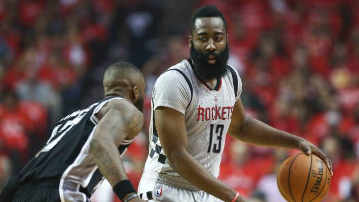 4bf7eb4e3d7c Houston Rockets guard James Harden could soon have a new owner.