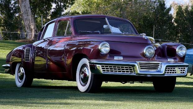 Tucker 48 was truly innovative for 1948 - a real challenge to the establishment. Insert conspiracy theory here.