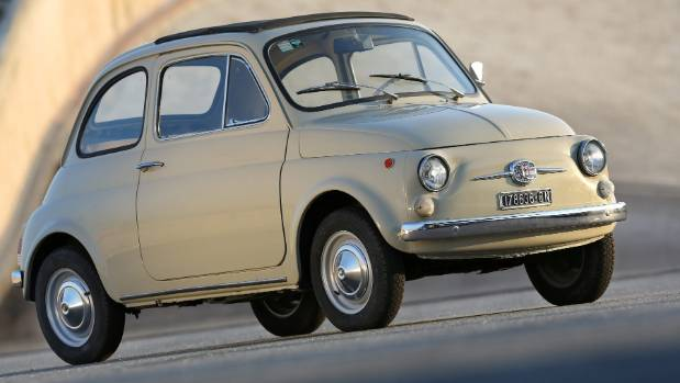 "Fiat 500 described as an ""unpretentious masterpiece"" by MoMA curator."