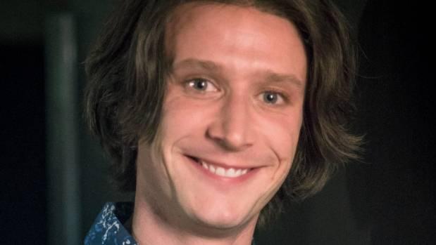 Westside actor Jordan Mooney portrays Kiwi pop singer Jordan Luck in The Dance Exponents: Why Does Love.