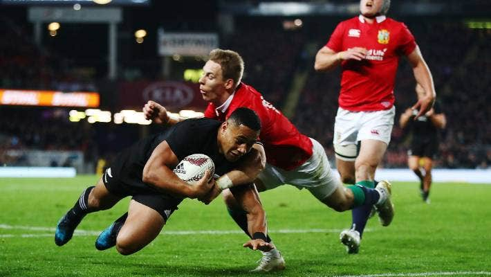 Lions Tour World Rugby Must Clarify Offside Rule After Romain Poite S Backtrack Stuff Co Nz