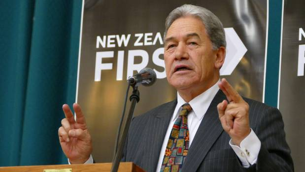 NZ First leader Winston Peters says you only need to look to the growth Australia had during the 1980s when New Zealand ...