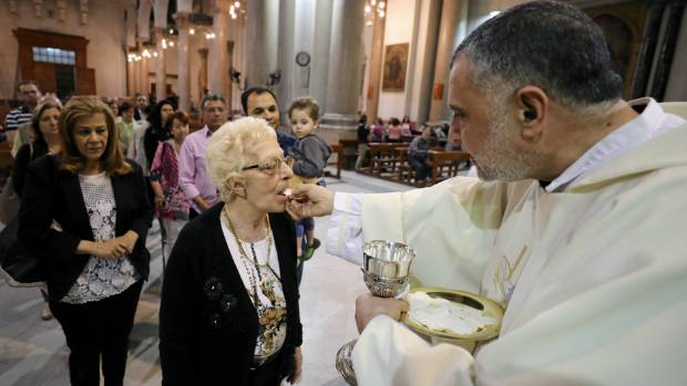Vatican: Holy communion bread can not  be gluten
