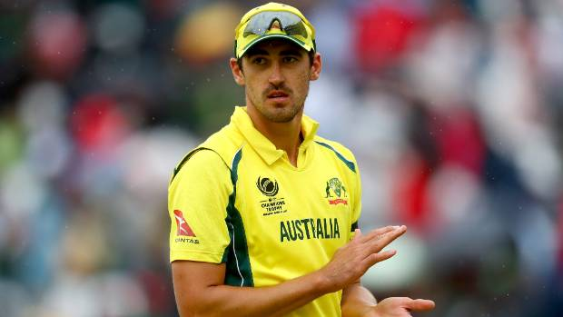 Off-contract Australian fast bowler Mitchell Starc is understood to have signed an individual sponsorship with Audi.