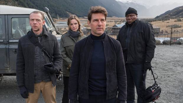 Tom Cruise shares Mission