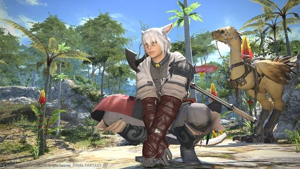 Final Fantasy players are having just as hard a time buying a house as you are in the real world.