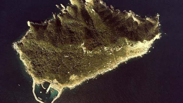 UNESCO grants world heritage status to Japan's 'men-only' Okinoshima island