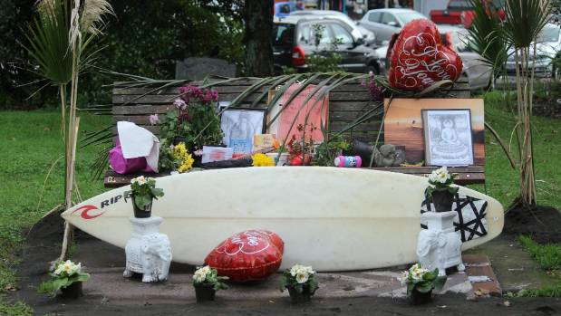 Keith Johnson died on July 1 on the park bench where he used to sleep in Onehunga.