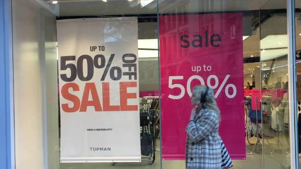 Topshop Australia has closed five stores.