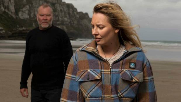 Sophie Henderson and Mark Mitchinson star in Human Traces.