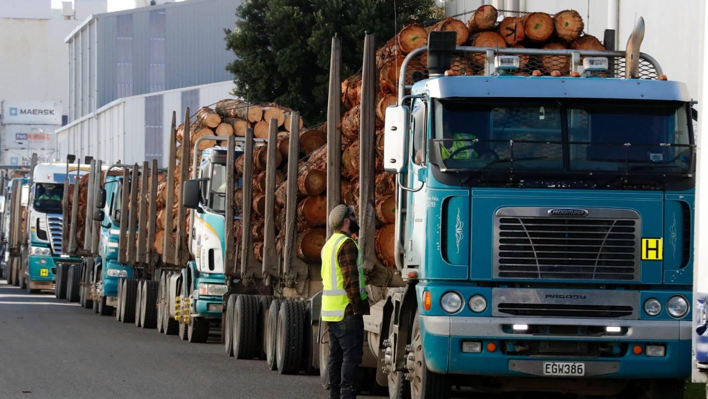 Will Bishop Trucks New Zealand - YouTube