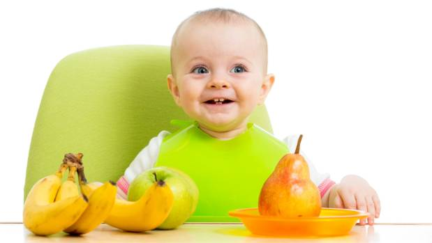 Show Videos Of Babies Eating New Foods