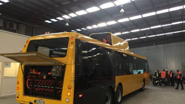 Wellington's promised Wrightspeed electric hybrid bus fleet have been hit by a series of delays.