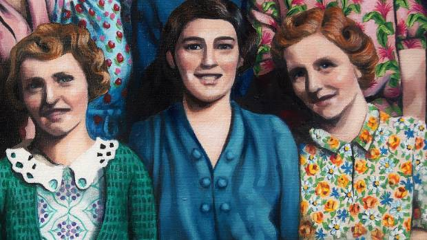 Coming soon to the Yvonne Rust Gallery the Land Girls and Lifesavers Exhibition.