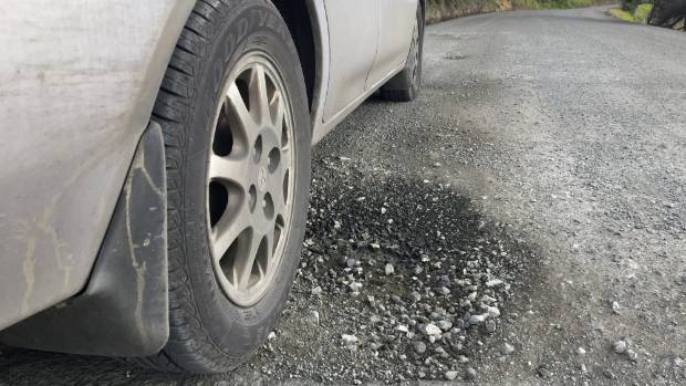 Residents rage over unnecessary wear and tear of their vehicles due to horrible road conditions.