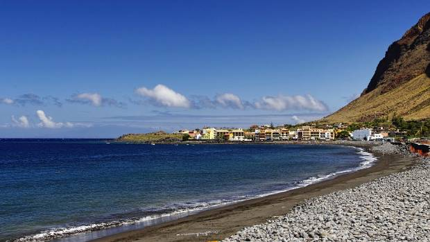 At La Gomera, in the Canary Islands, spot dolphins and whales from the shore.