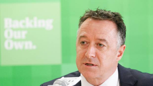 Kiwibank boss Paul Brock may shed more light on its banking system woes next month.