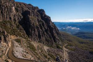 Jacob's ladder, Tasmania.