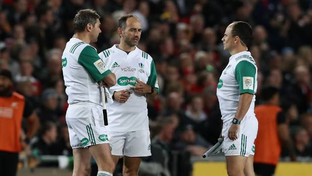 Referees were at the forefront of the recently-concluded test series between the All Blacks and British and Irish Lions, ...
