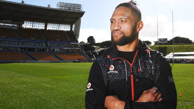Mt Smart Stadium will be renamed 'Manu Vatuvei Stadium' for Friday's game against the Panthers in honour of the ...