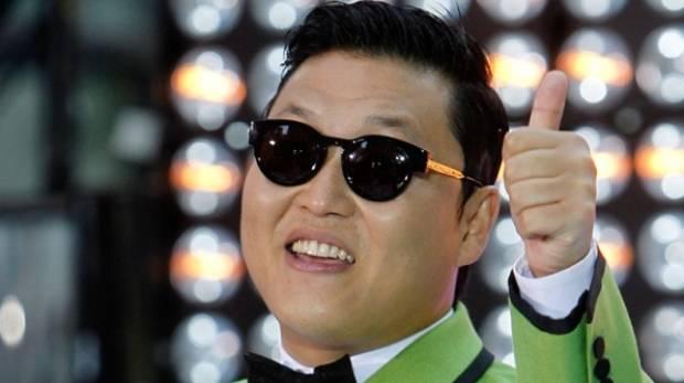 Korean popstar, Psy