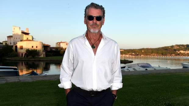 You too would wake up in a sweat if Pierce Brosnan asked you to marry him.