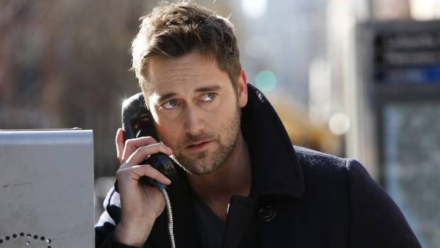 Ryan Eggold plays Tom Keen, a character from the original Blacklist series.