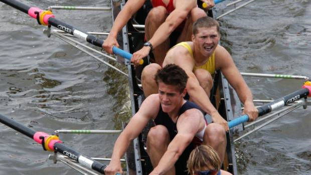 Rowing is one of the more expensive secondary school sports around.