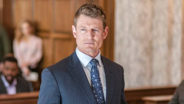 "Philip Winchester says he has learnt to ""appreciate the language"" of the courtroom."