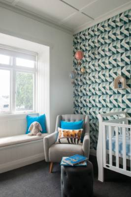 Chaz Reid Discovered Her Love For Designing Childrenu0027s Rooms And Nurseries  While Pregnant With Her Son Part 94