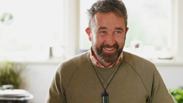 Bart Cox, an ecologist and DOC ranger in the Wairarapa, was a chef in a former life.