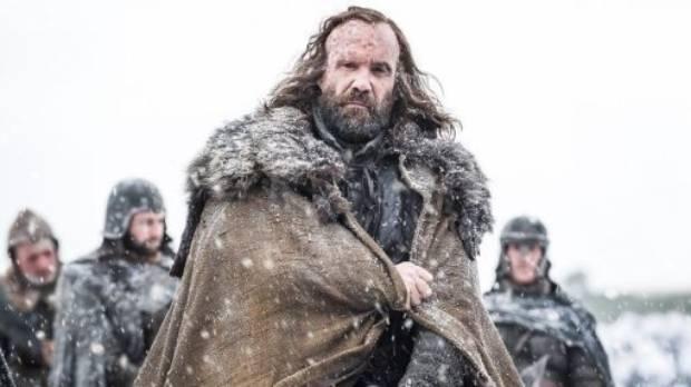Rory McCann as Sandor Clegane, aka the Hound.