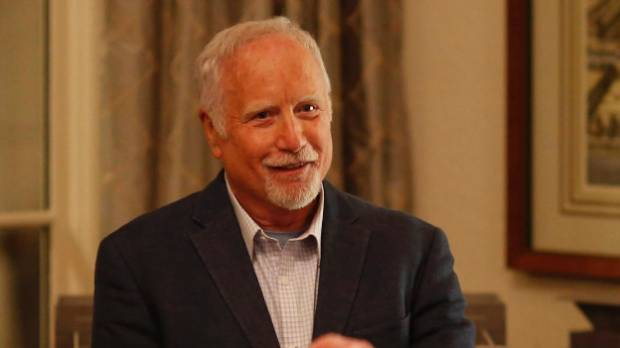 """Richard Dreyfuss says racism in America is """"different to anywhere else""""."""