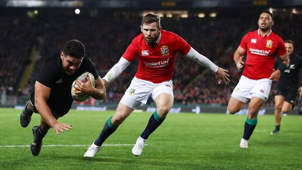 British & Irish Lions prop Sinckler arrested after 3rd test