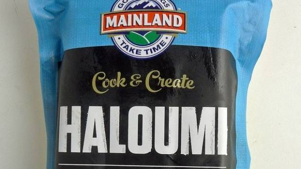 Mainland's Haloumi has the least sodium but the most fat.
