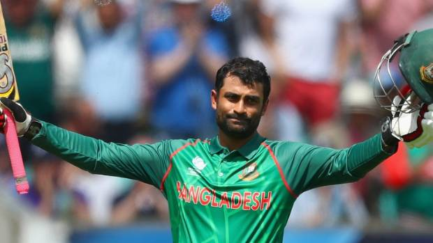 Bangladesh batsman Tamim Iqbal denies acid attack on family behind Essex exit
