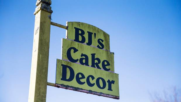 After 38 years of baking and decorating BJ's Cake Decor is closing down.