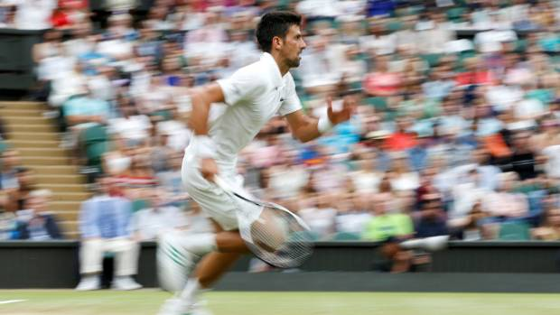 Federer Cruises Past Cilic, Wins Historic Wimbledon Title
