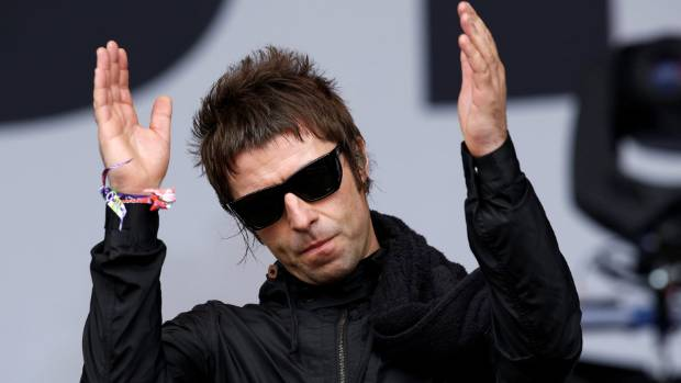 Liam Gallagher can't swim