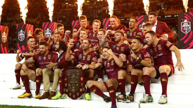Queensland have won 11 of the last 12 State of Origin series.