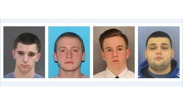 Second Suspect Charged in Slayings of 4 Pa. Men
