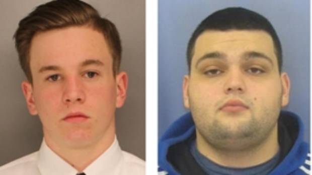 Jimi Patrick, left, was the first to be killed. US police say Cosmo DiNardo then enlisted his cousin, Sean Kratz, to ...